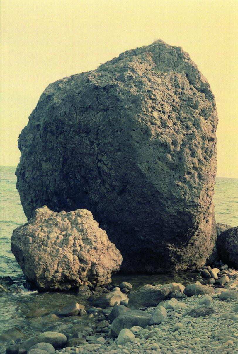 les deux rochers- karadag