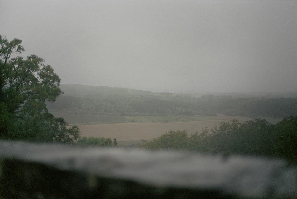 Vezelay terrasse