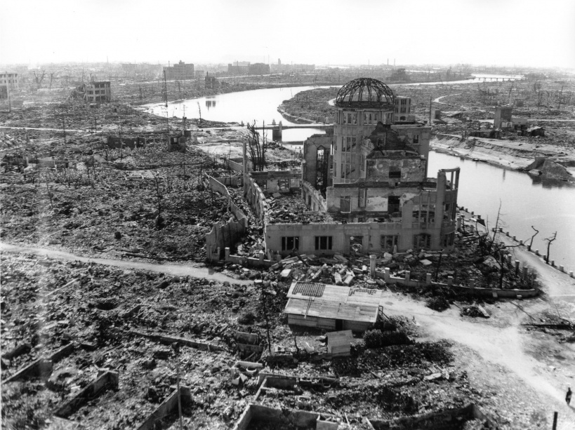 JAPAN-US-NUCLEAR-HISTORY-WWII-HIROSHIMA-ANNIVERSARY
