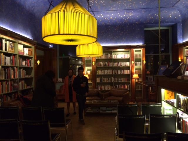 Librairie Albertine, New York