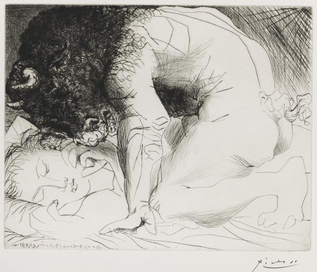minotaure-caressant-une-dormeuse-picasso-1933