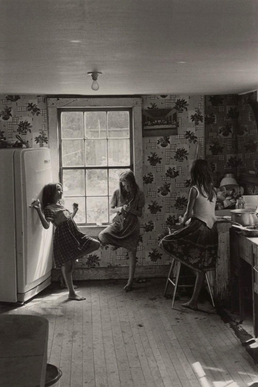 Cornett Girls Kentucky 1964