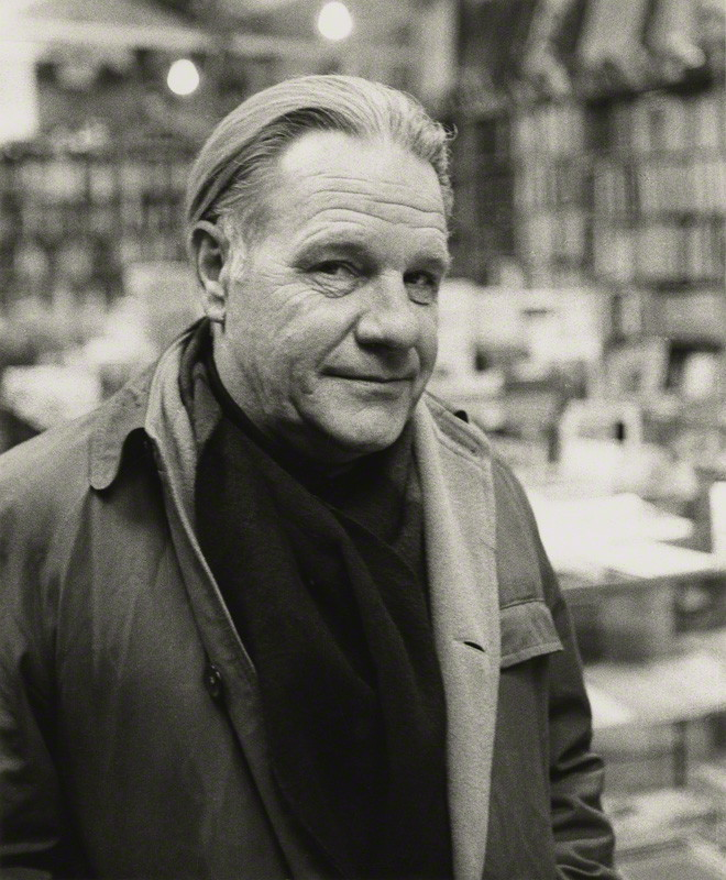NPG x20162; Lawrence George Durrell by (John) Edward McKenzie Lucie-Smith