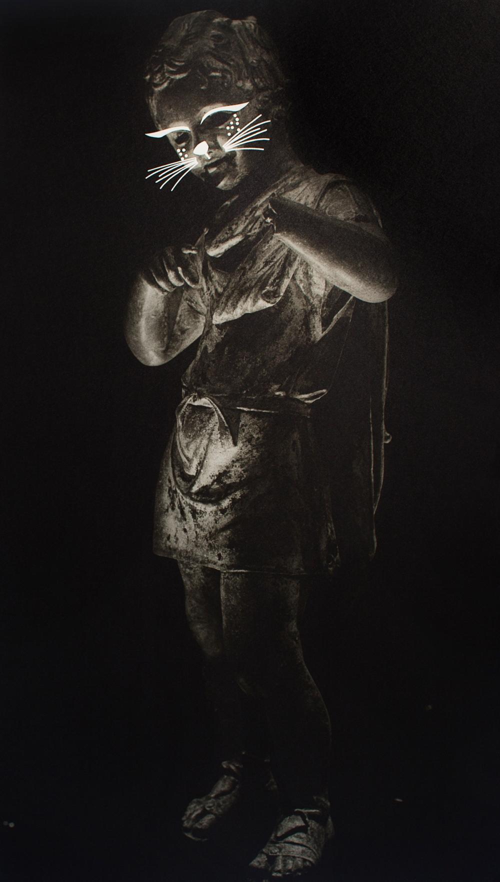 Sans-titre-90x51cm-photographie argentique sur papier barythé collé sur dibond-production Musée de l'Éphebe d'Agde