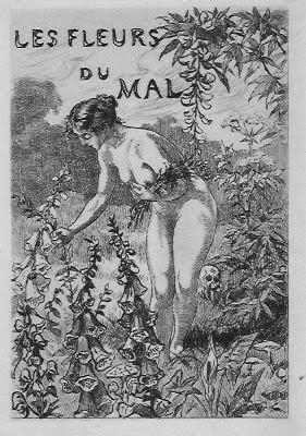 Baudelaire, fleurs du mal