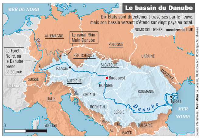 Danube-carte-du-Danube-Autriche-Roumanie-Bulgarie-Slovaquie-Hongrie-Ukraine-Croatie-Allemagne-Serbie-Moldavie-Brigach-Forêt-Noire-Breg-Mer-Noire-Europe-0