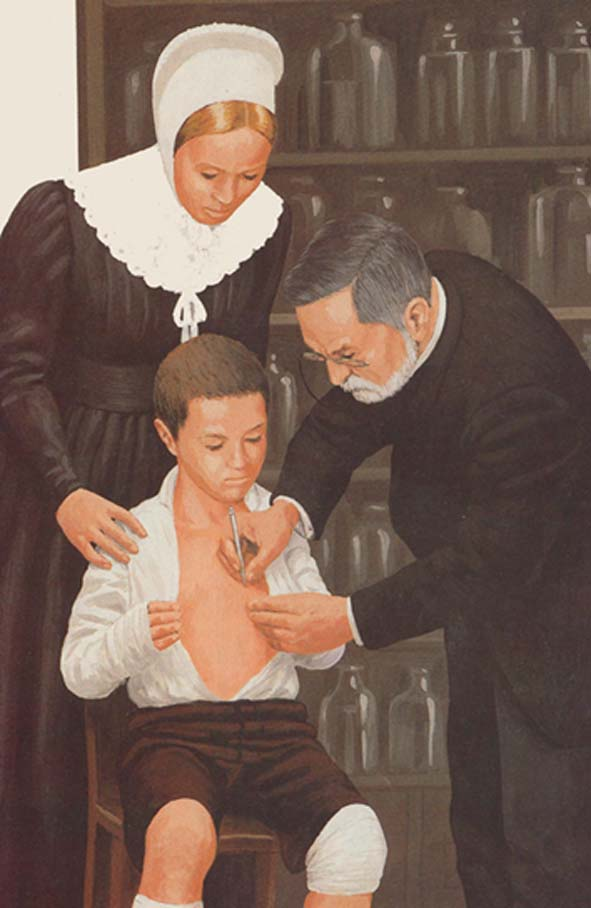 pasteur vaccin&