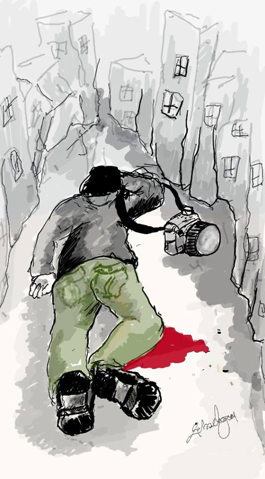zehra-dogan-dessin-1-refik-tekin-journaliste