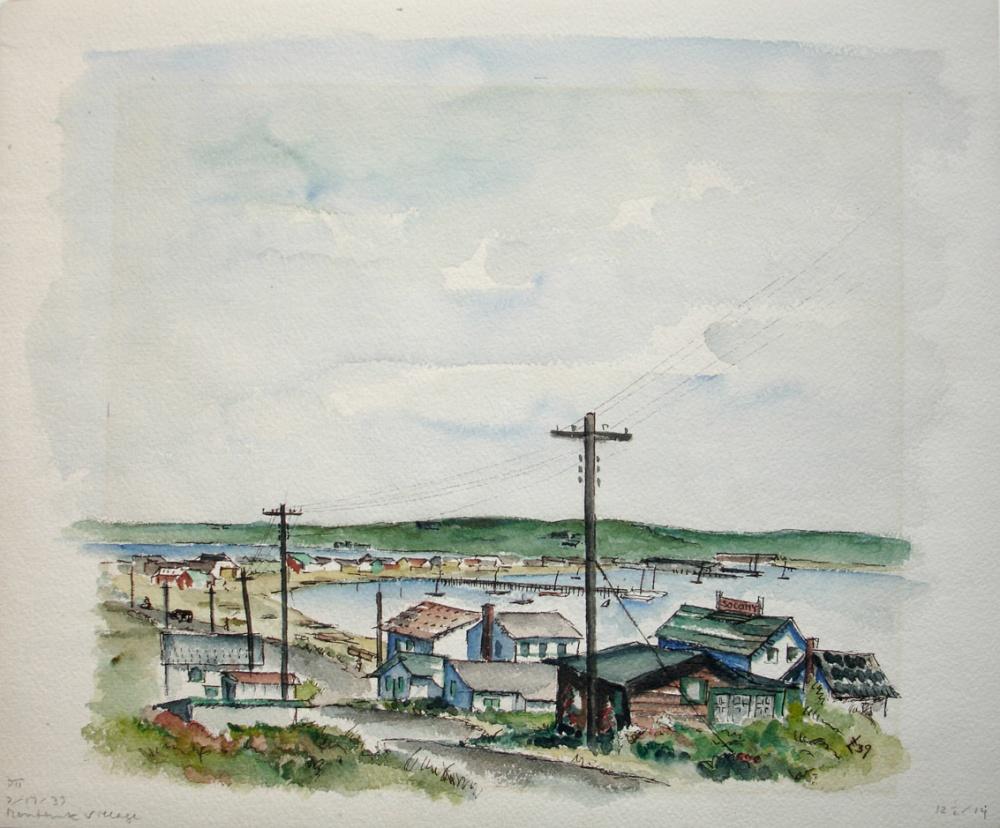 27 Montauk Village 7-17-1939 ss