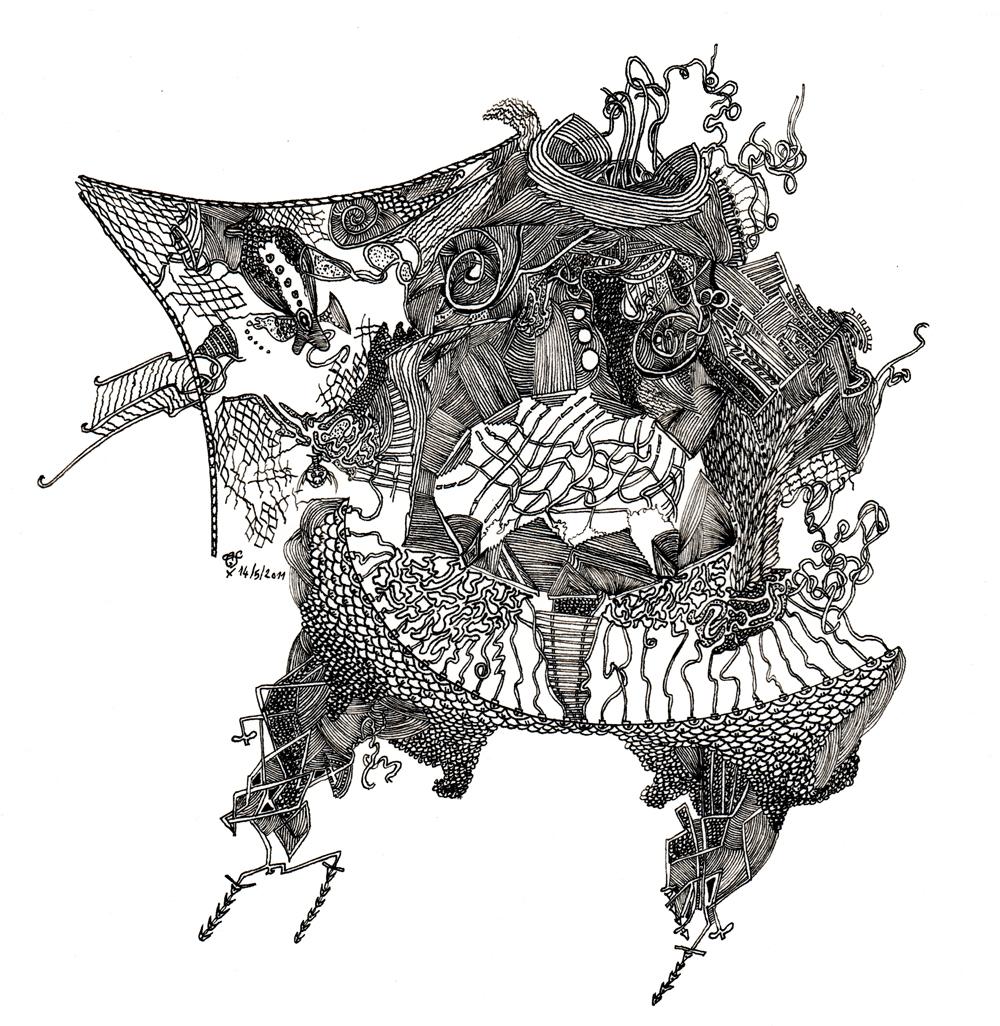7 La Nasse (Tryptique des Abysses) Tristan Felix
