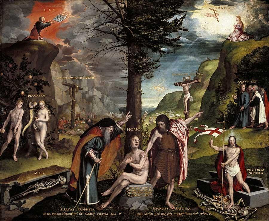 une-allegorie-de-l-ancien-et-du-nouveau-testament