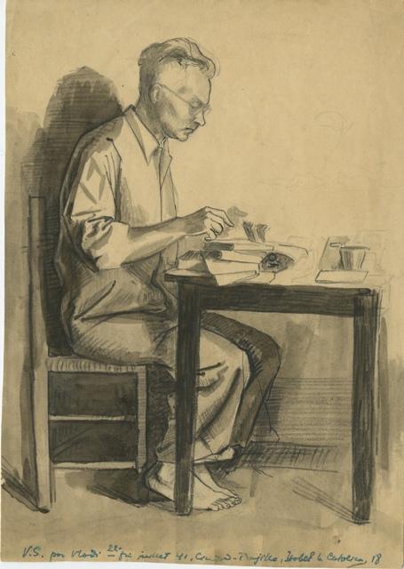 Portrait-de-VS-par-Vladi-à-Ciudad-Trijullo