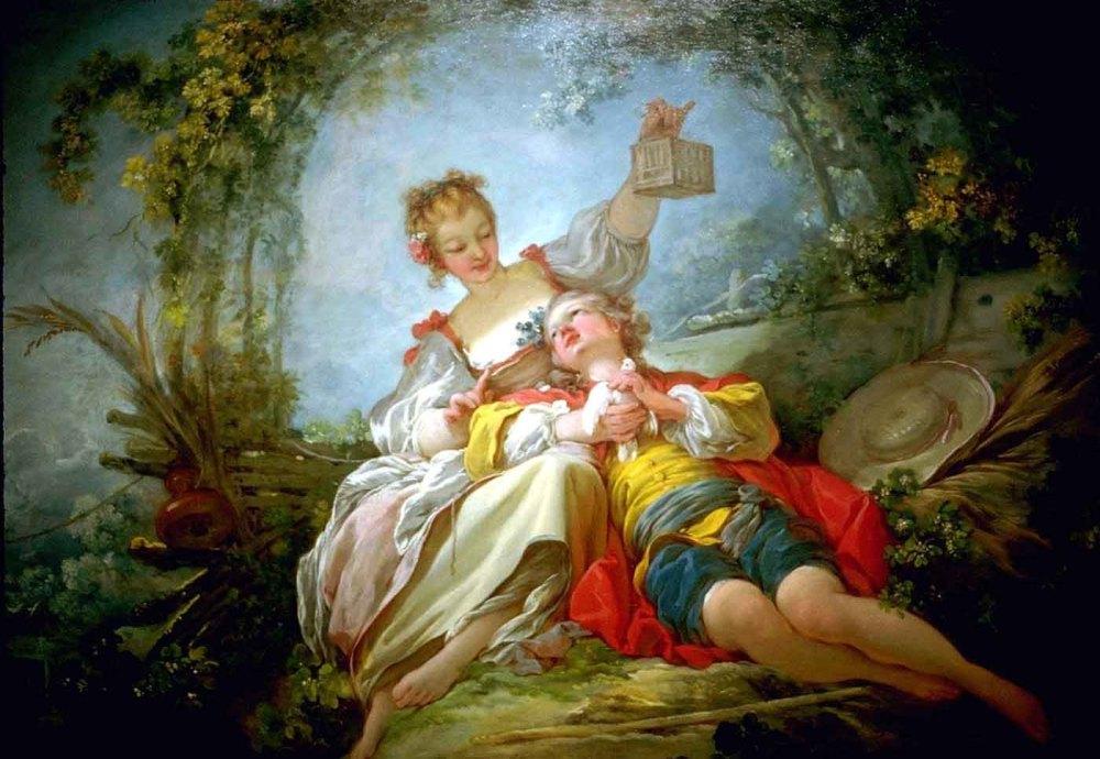 Couple_amoureux_heureux_Fragonard