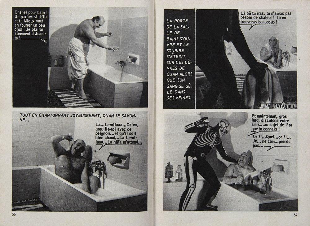 Satanik extrait 1967 © Cliché Josselin Rocher