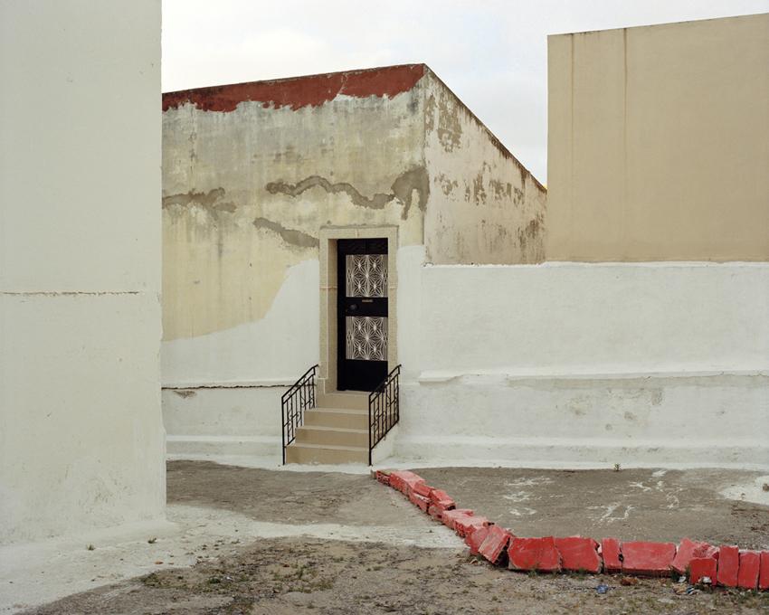 Tanger, Maroc. 2015Une ruelle dans le centre ville