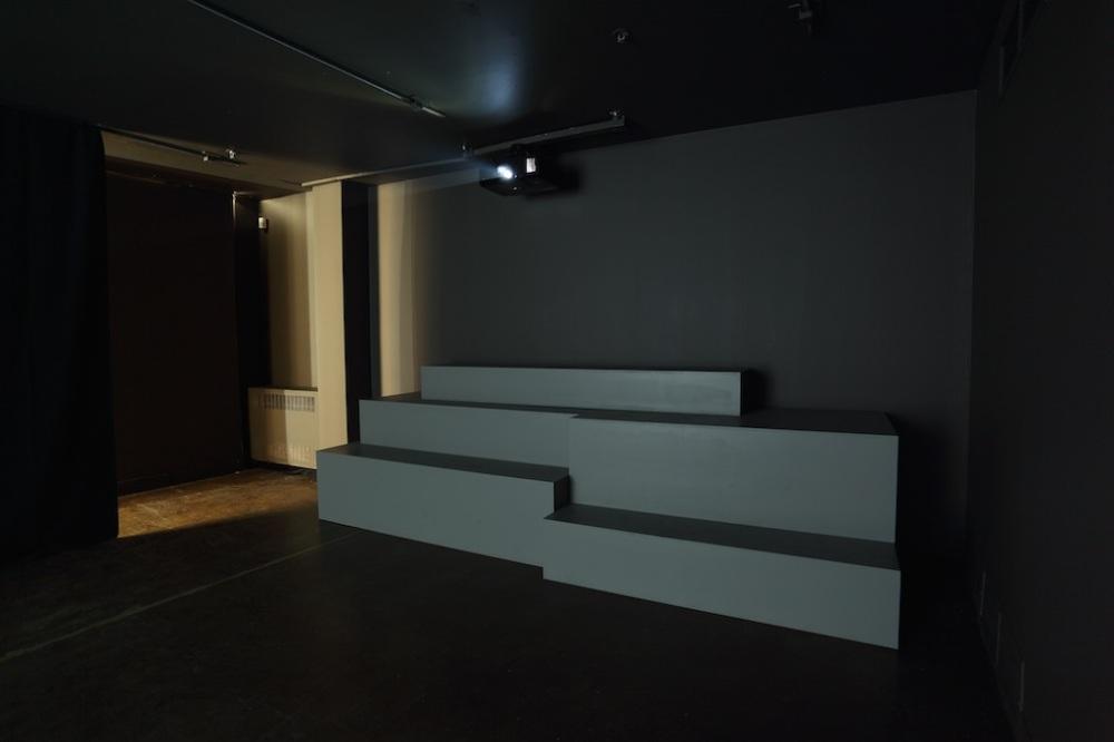 Géométrie , banc-sculpture