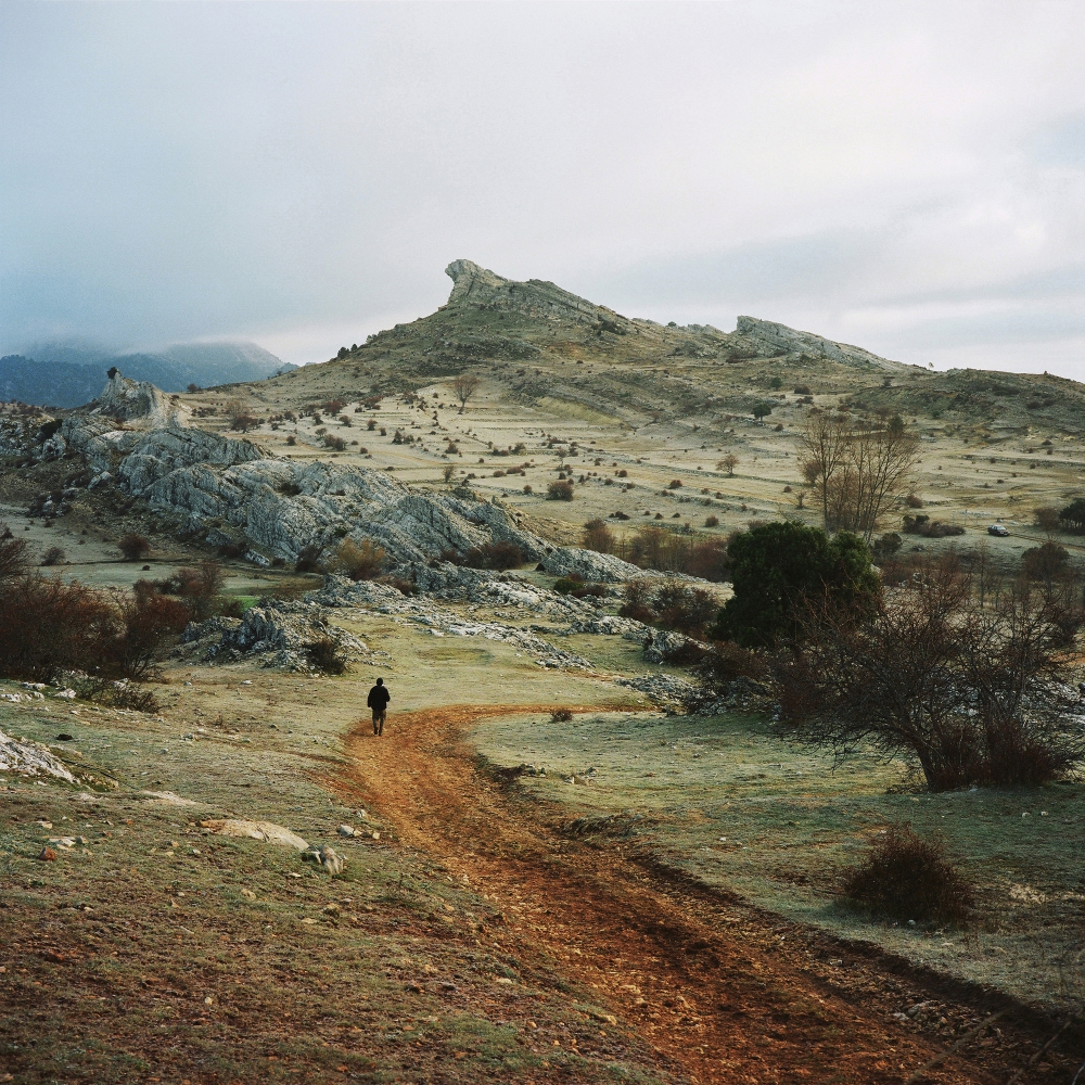 El Pardal, Sierra de Cazorla, Espagne, 2013