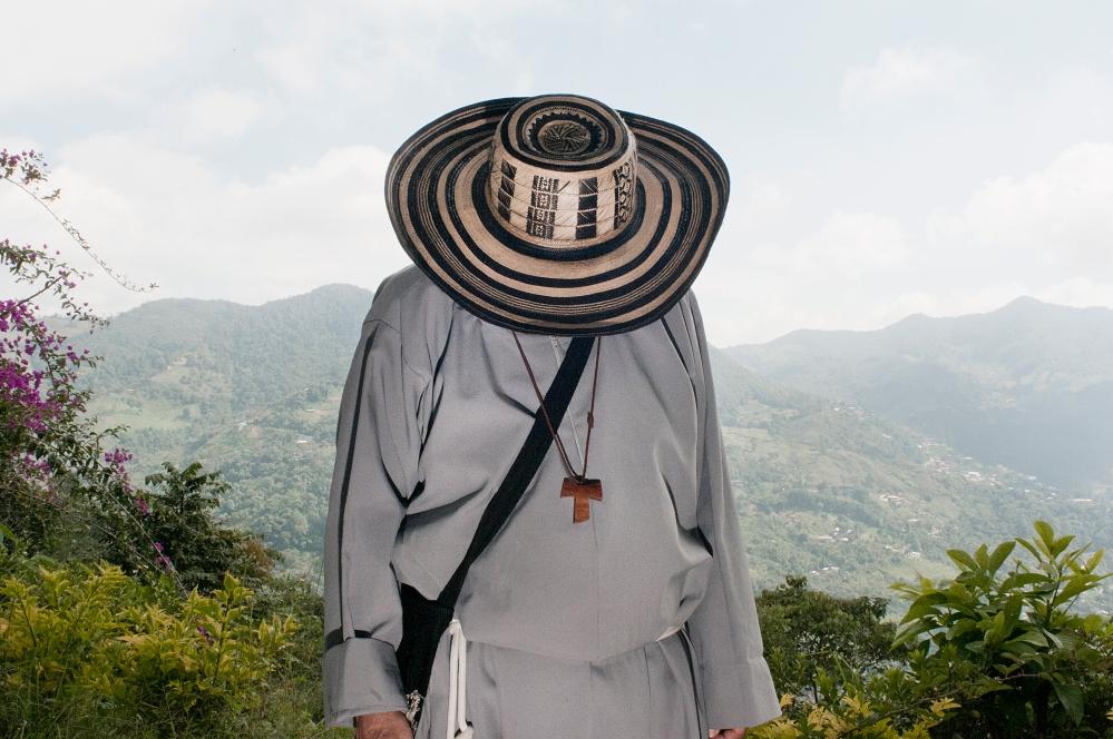 En Colombie, des colons biens