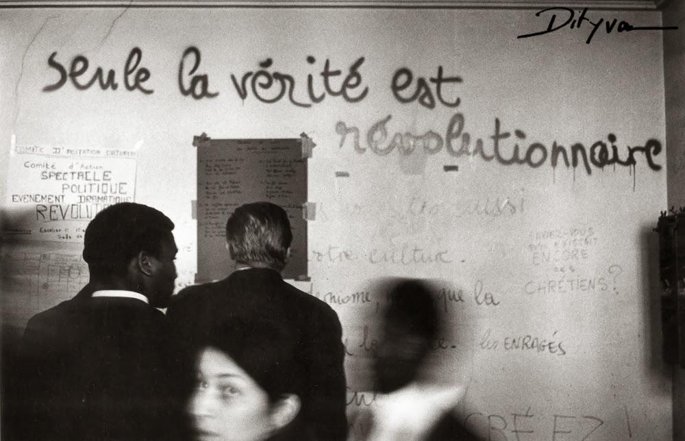 Claude Dityvon MAI 68-Verité révolutionnaire
