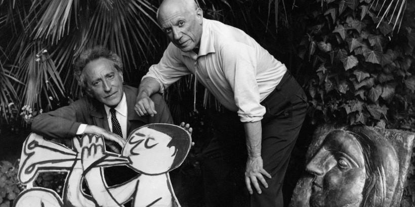 Picasso-et-cocteau