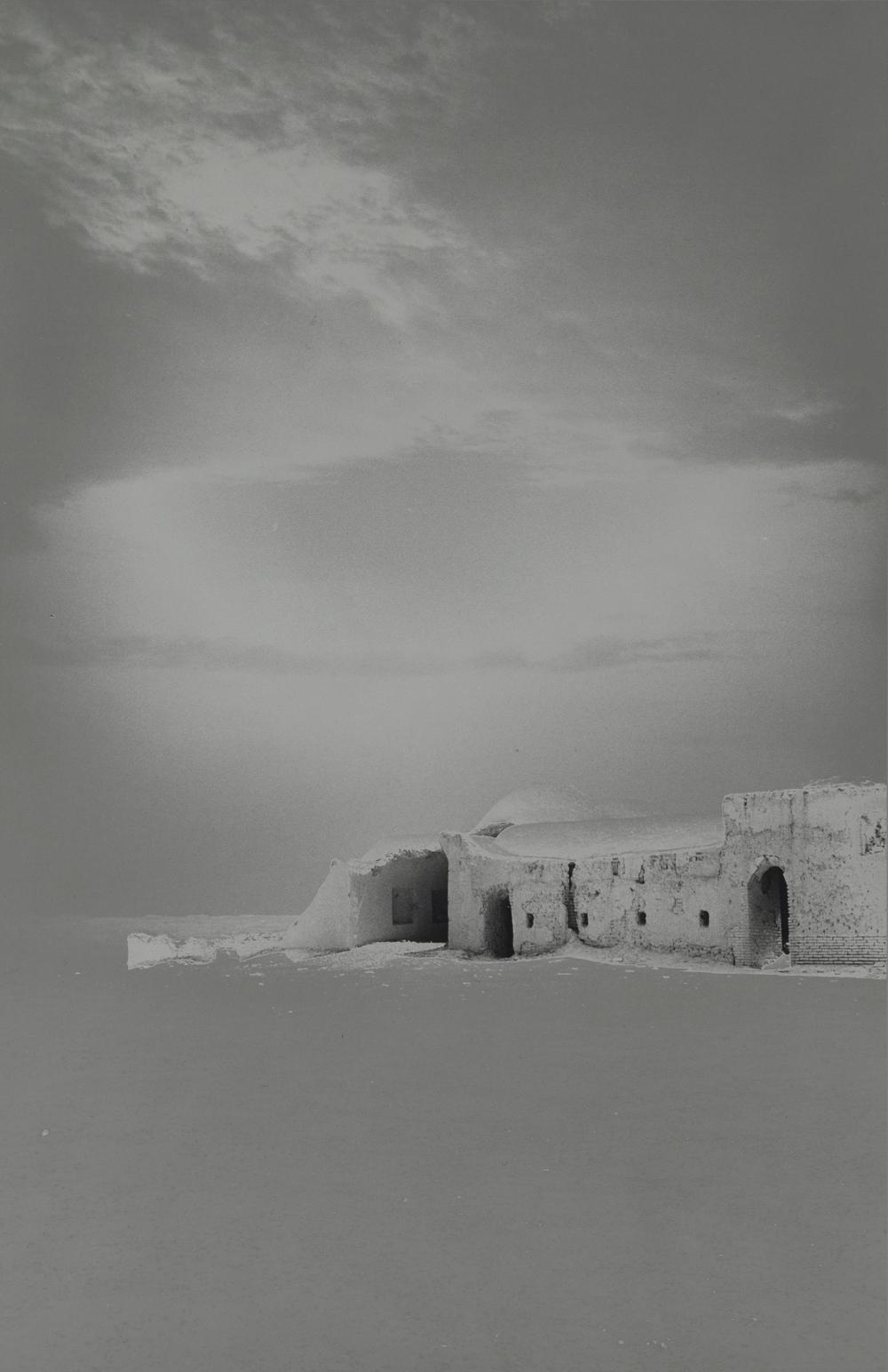 Alexandre Arminjon - derrière les Tours du Silence, Iran, 2017
