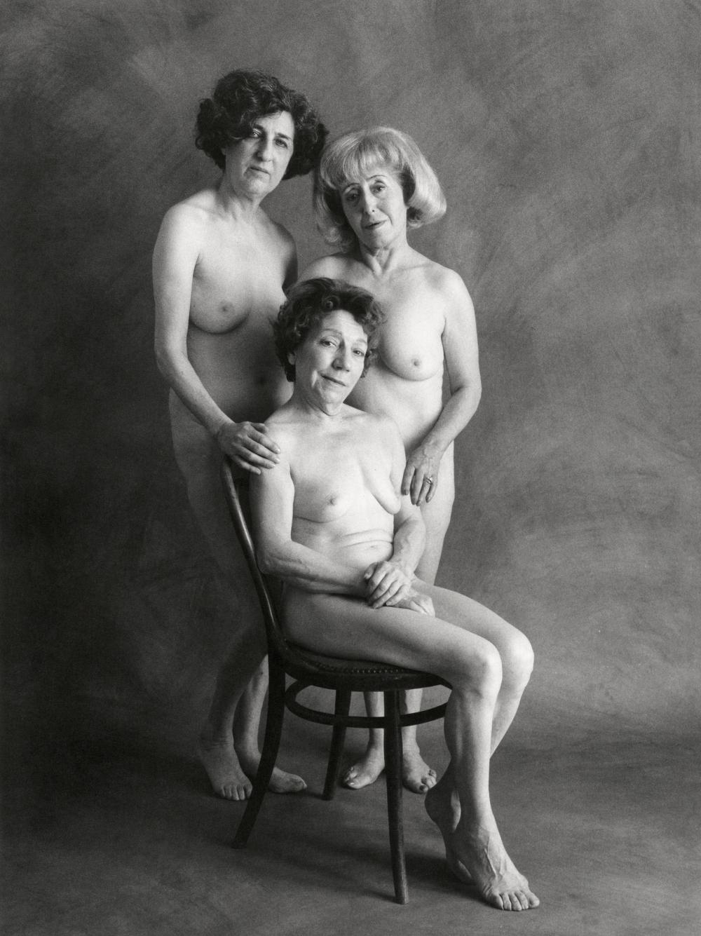 © Jean-François Bauret_Trois femmes, 1969