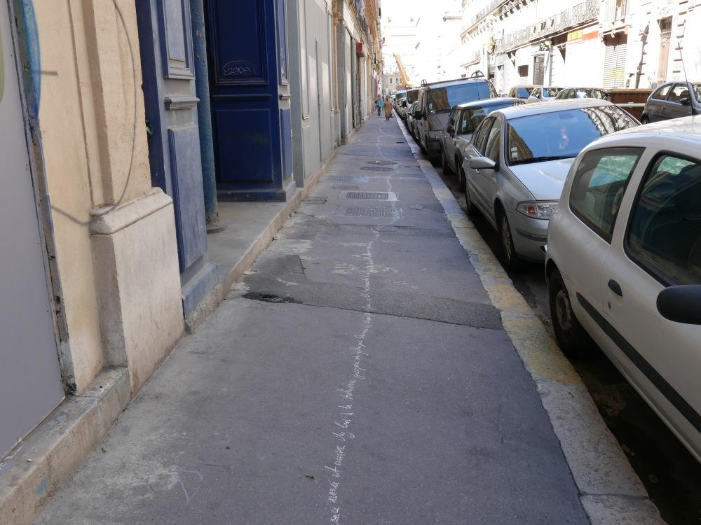 Terres à tierra 1 (Marseille)