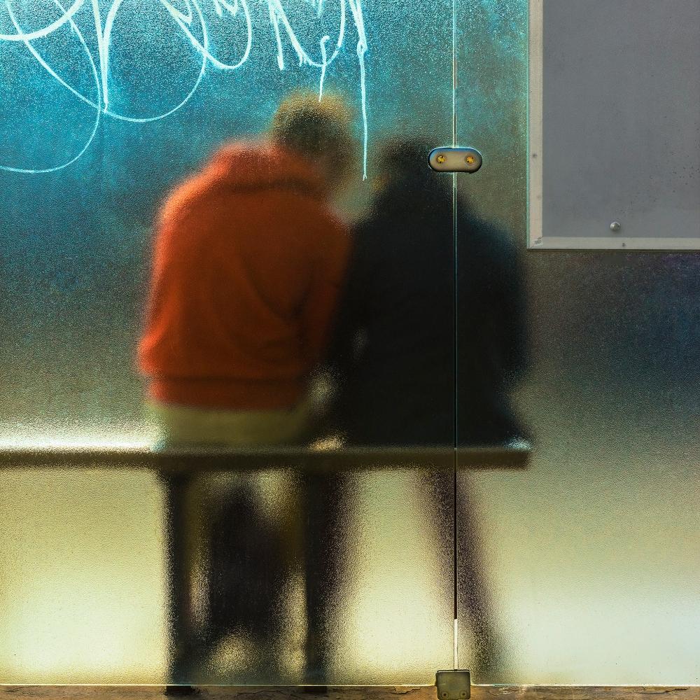 Temps d'arrêt #les deux amis  © étienne buyse   Tirage Bagimont : 7.6.17