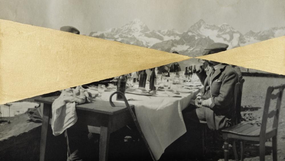 42- dejeuner mont blanc 2 - carolle benitah
