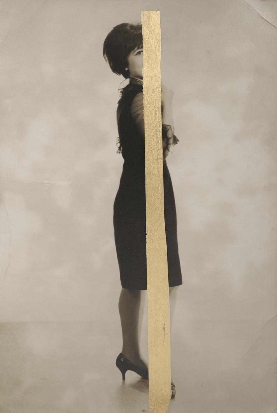 ©carole benitah,jeune fille posant, courtesy galerie 127.pg