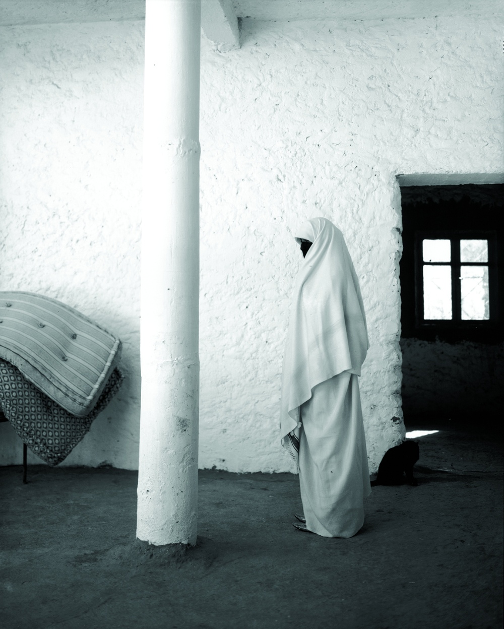 ©Diana LUI,Veil-6_Essaouira, courtesy galerie 127