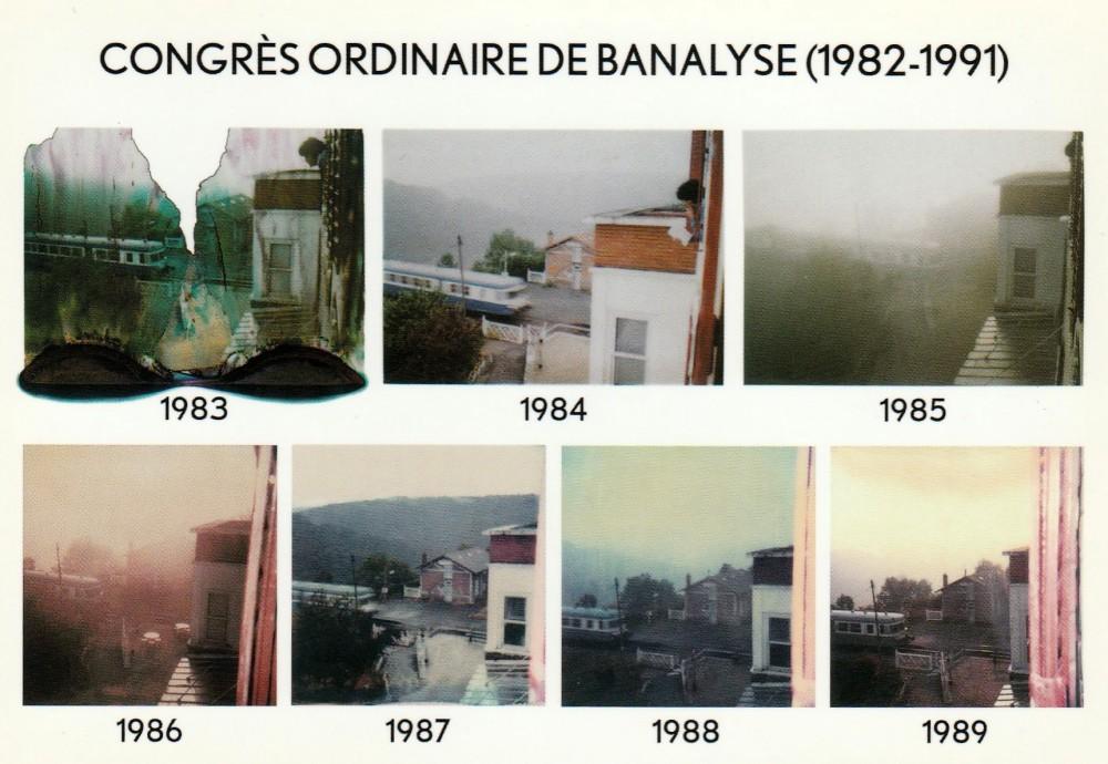Congrès ordinaire de Banalyse