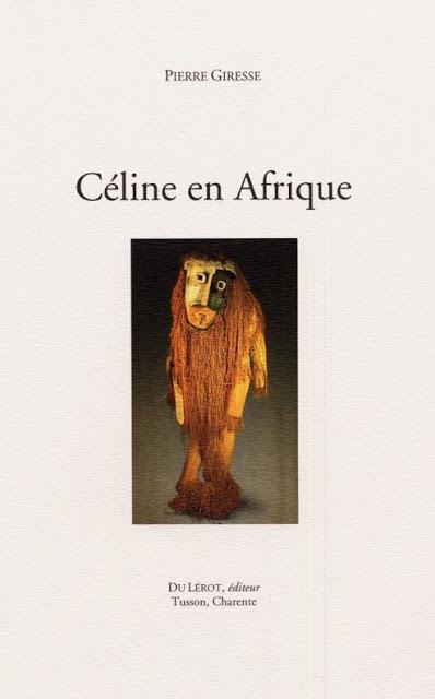 GIRESSE Celine en Afrique - DU Lerot - 2019