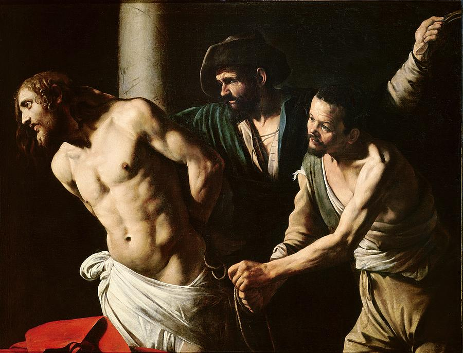 the-flagellation-of-christ-caravaggio