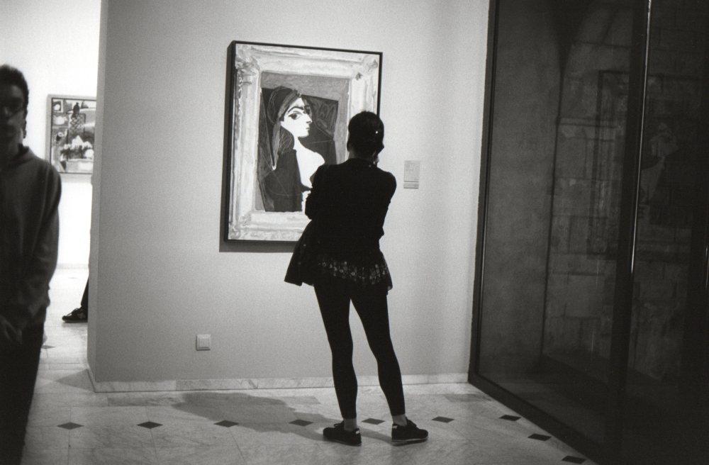 B. Plossu┬®_Barcelone 2017 Muse╠üe Picasso