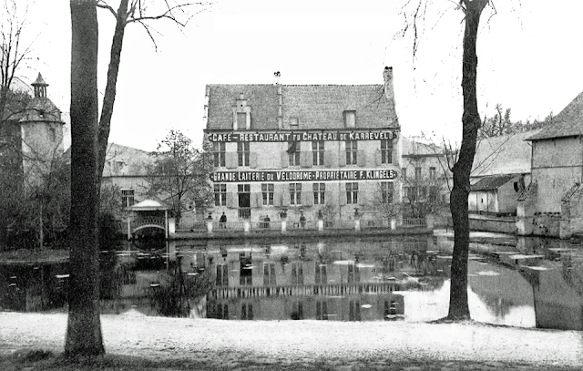 Molenbeek chateau karreveld