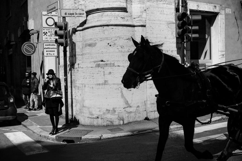Rome, Italie. Le 23/03/2018