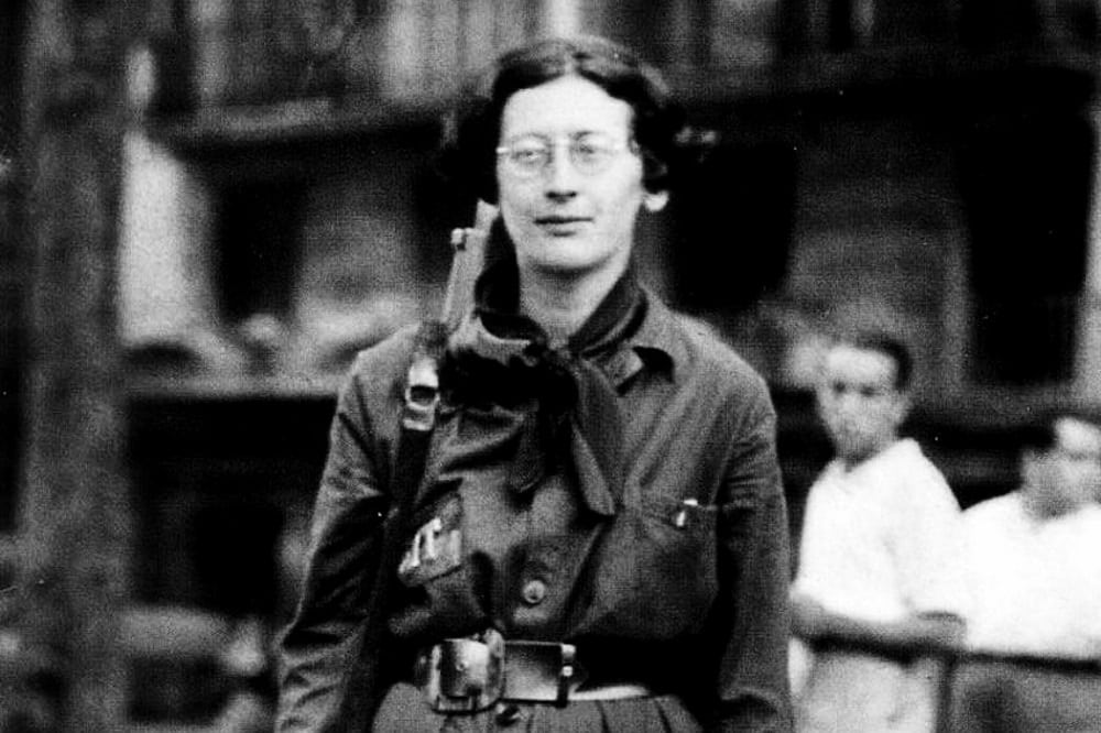 Ecrire et vivre depuis le point d'indivisibilité, Simone Weil et ...