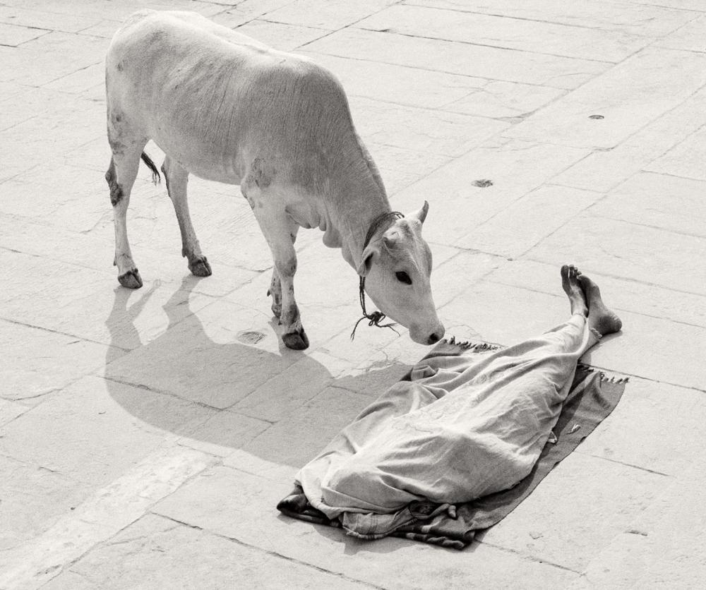 Varanasi-India-1999-Celine-1