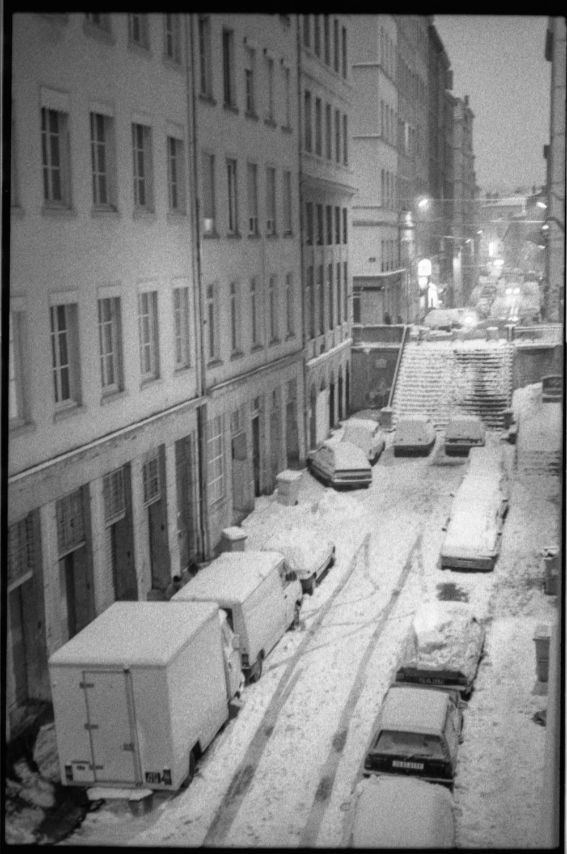 Rue des tables, Lyon