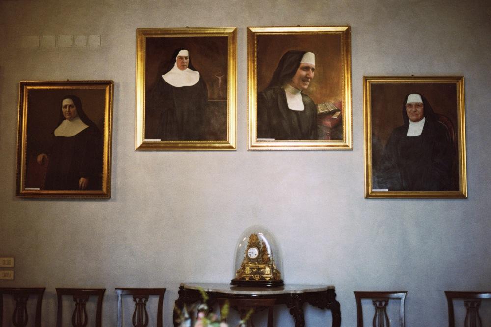 Série L'image culte, Rome2 © Chantal Stoman courtesy galerieSit Down