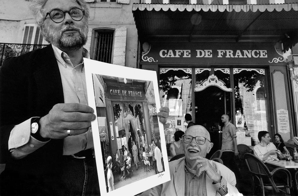 WR et PJA ©eorges Chatain 2001