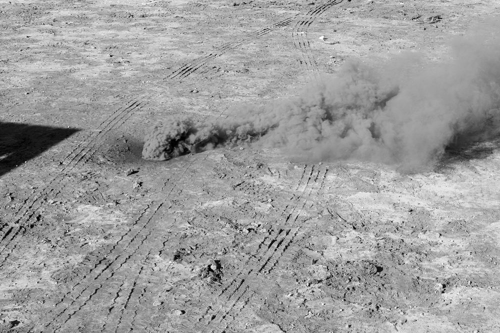 Bomb Blast (grey)
