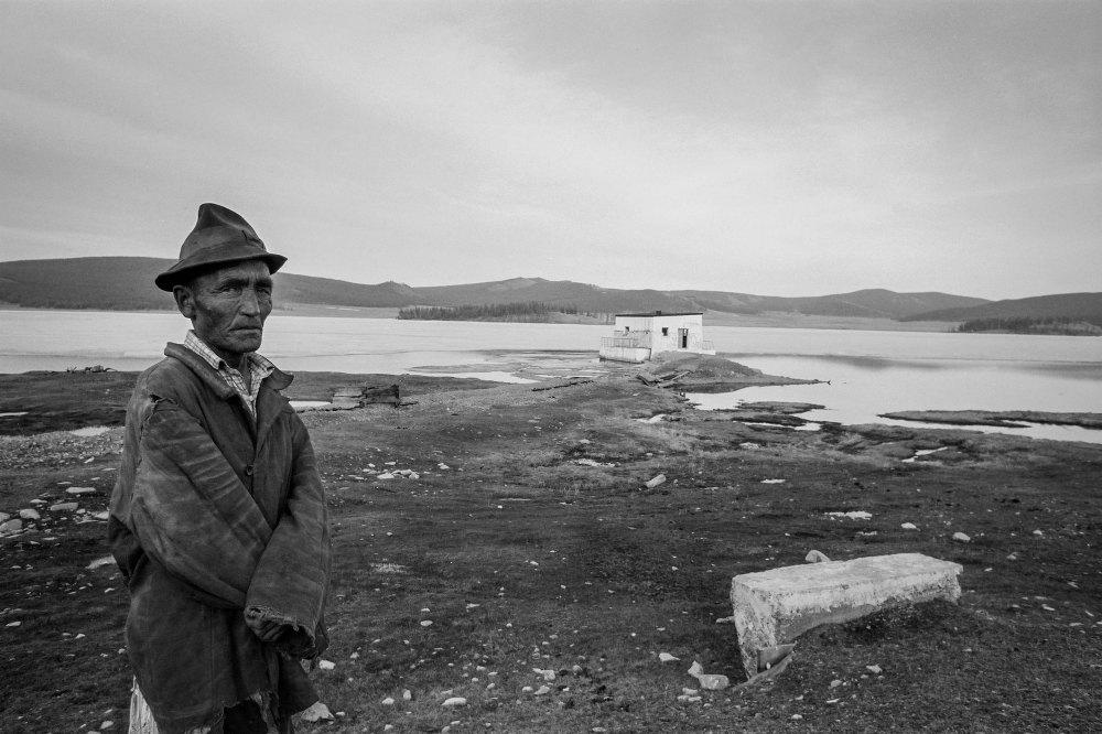 Mongolie, lac Khovsgol, 1994 photo Ch Goussard (2 sur 13)