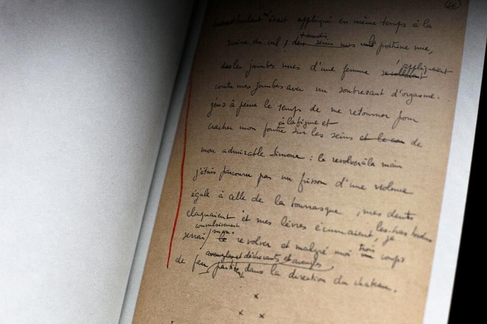 30-Paris 2014 manuscrit BATAILLE
