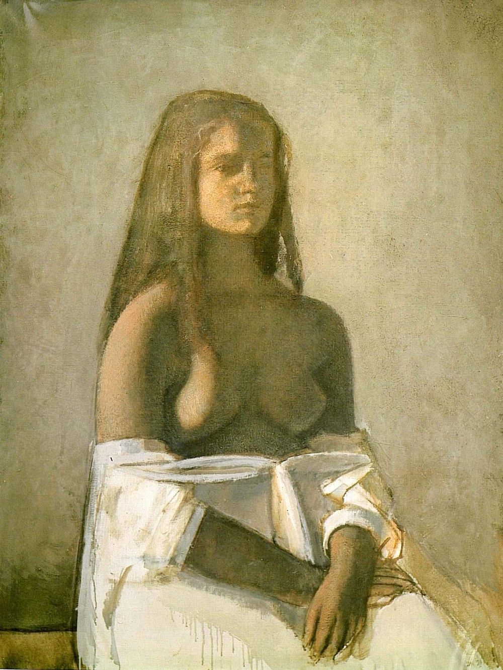 Balthus-Jeune-fille-à-la-chemise-blanche