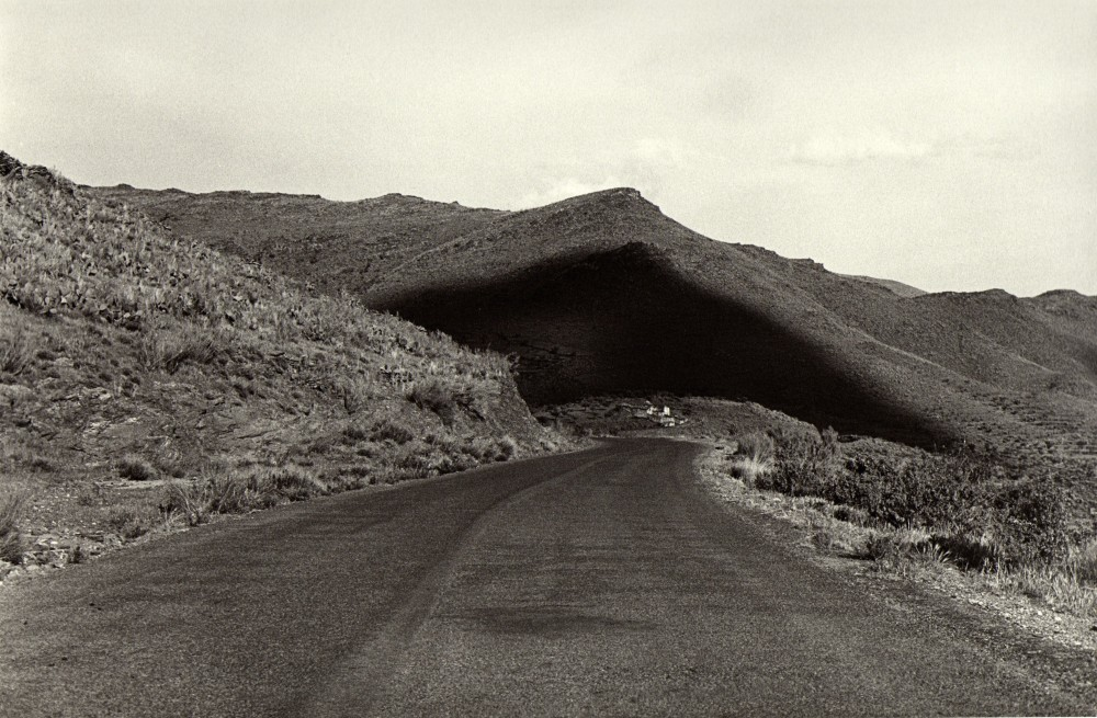 Cabo de gata Espagne 1989