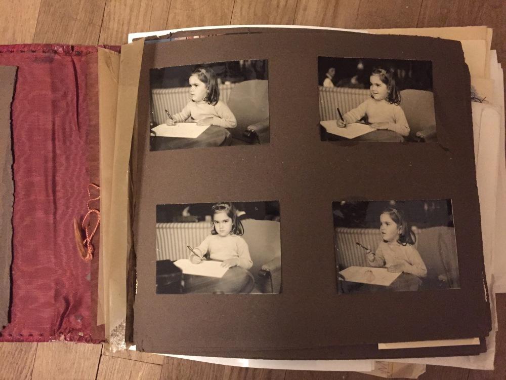 album de famille 1956