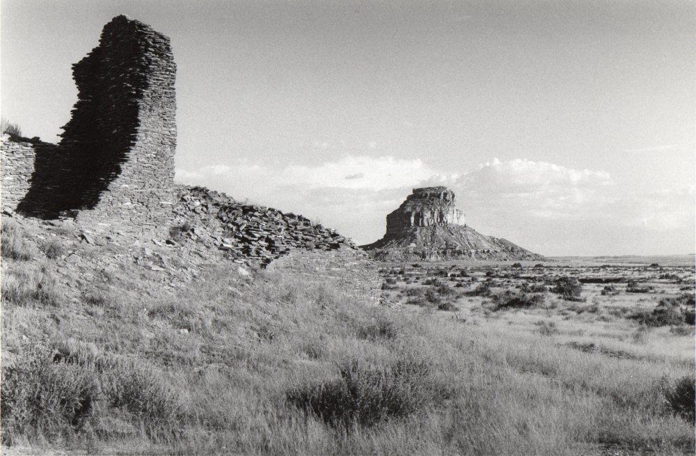 Chaco Canyon 1979