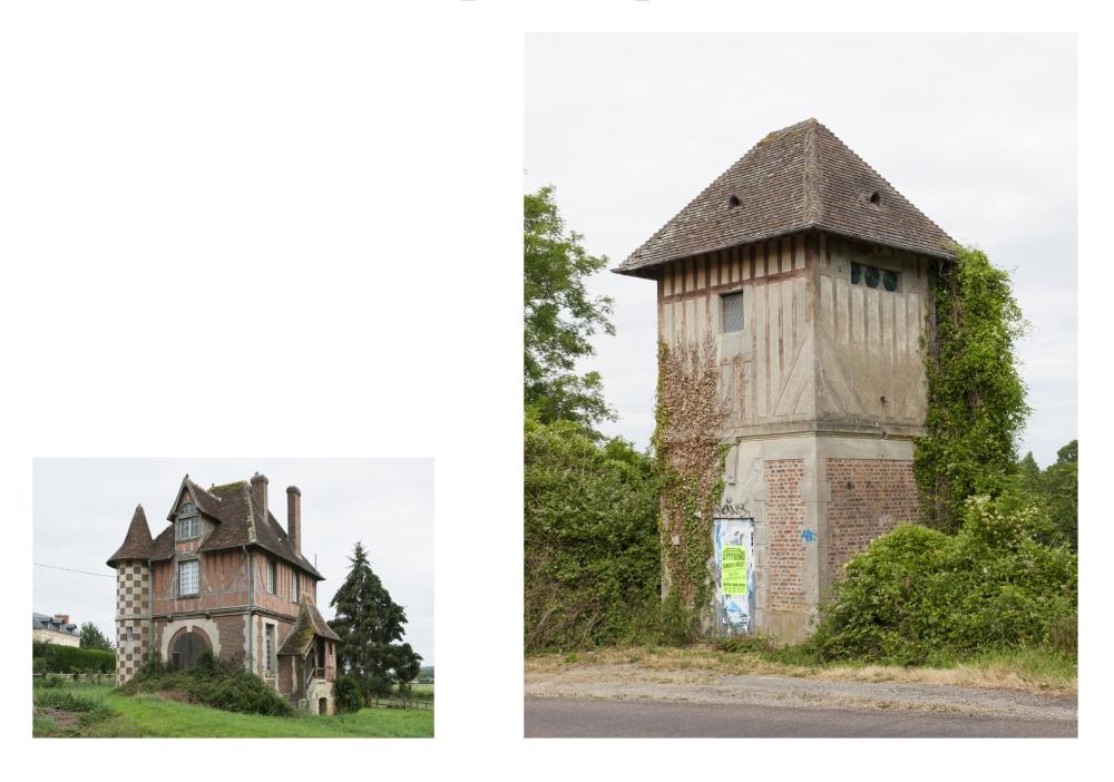 Courtonne-la-Meurdrac, Villers-sur-Mer, PAYS D'AUGE